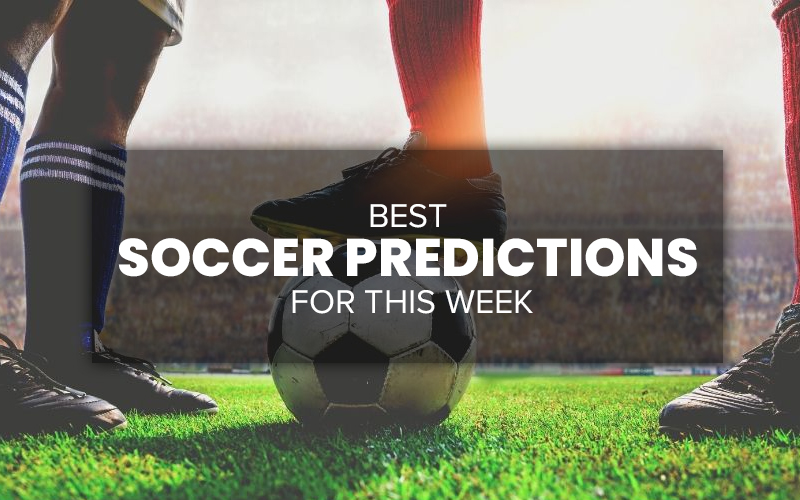 Best Soccer Predictions for This Week